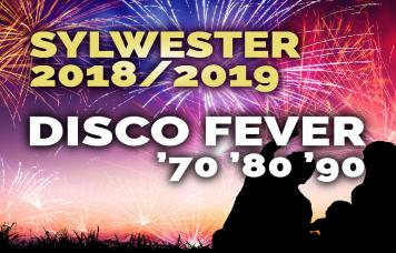 Oferty sylwestrowe - SYLWESTER  2018/2019 - DISCO FEVER