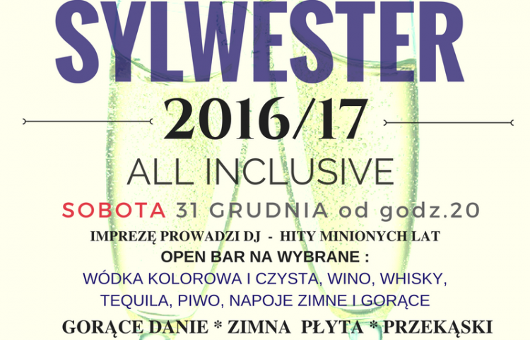 Sylwester All Inclusive w Carpe Diem 2
